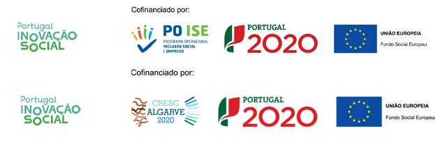 logos Portugal Inovação Social – abem